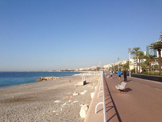 Promenade des Anglais : Набережная Ниццы