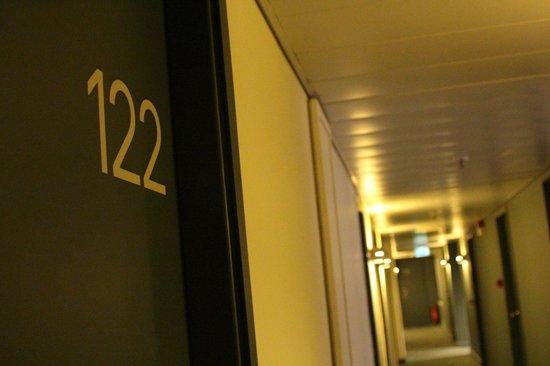 Herodion Hotel: Room 122