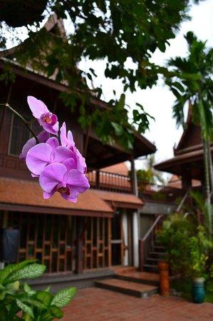Dhabkwan Resort & Spa : เรือนสำหรับพิธีหมั้น