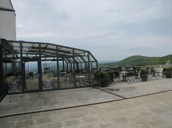 Kahlenberg: The restaurant with the view