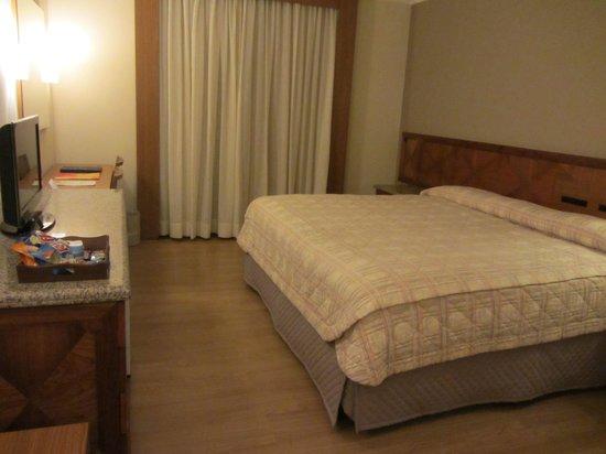 Mabu Thermas Grand Resort: Large rooms
