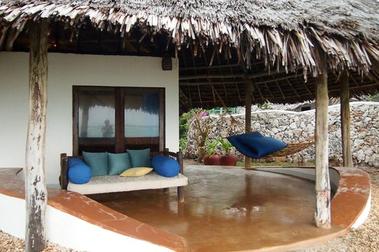 Matemwe Lodge, Asilia Africa : Options for private outdoor lounging