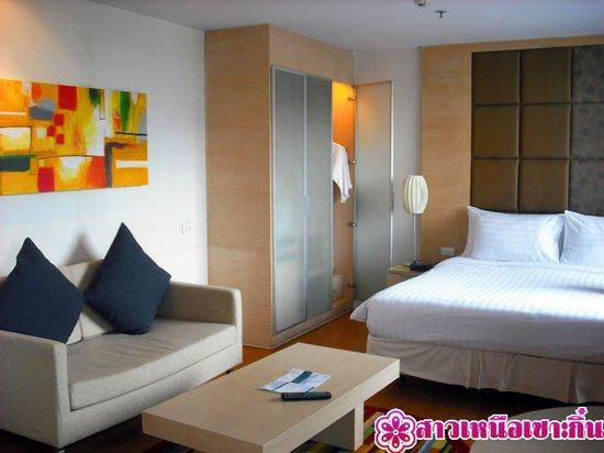 Urbana Langsuan : ห้องพัก