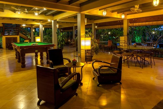 La Palmeraie d'Angkor: Villa