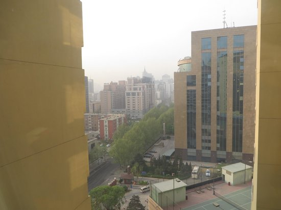 Swissotel Beijing Hong Kong Macau Center: View from my room