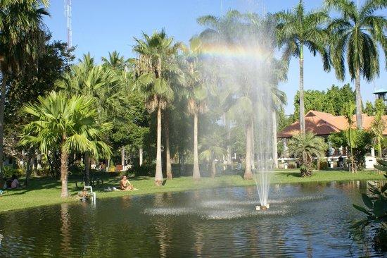 Buak Hard Public Park: Spot the rainbow