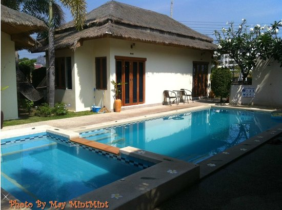 8 villas hua hin thailand omd men och prisj mf relse