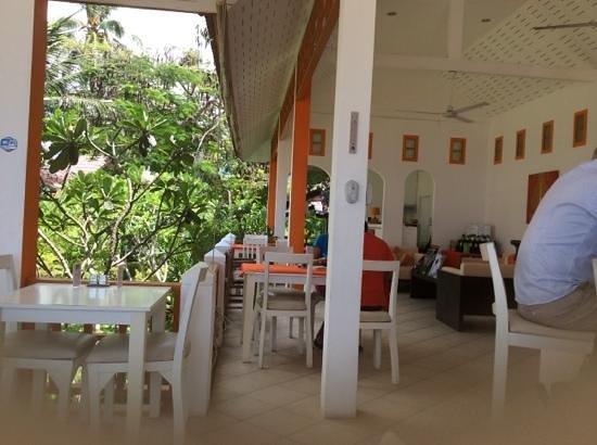 Hacienda Beach Resort: ristorante