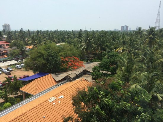 The Gateway Hotel Beach Road Calicut: Outside view from Room