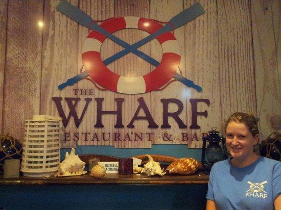 The Wharf - Restaurant & Bar: The Wharf, Russell, New Zealand
