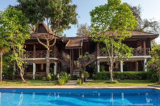 La Palmeraie d'Angkor: Deluxe Room