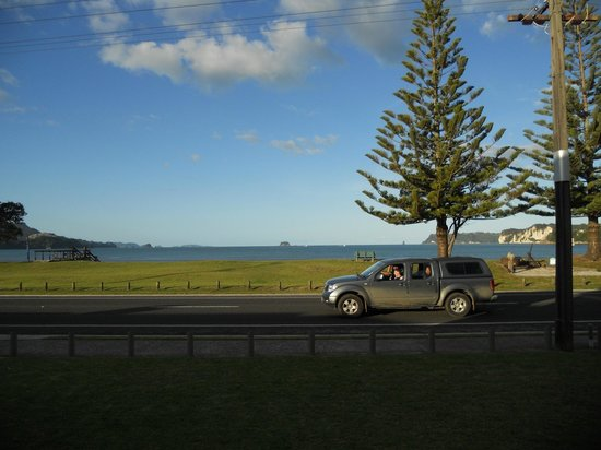 Oceanside Motel Whitianga: The view