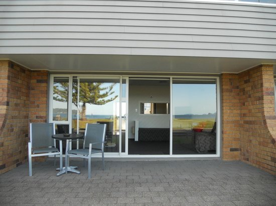 Oceanside Motel Whitianga: Balcony