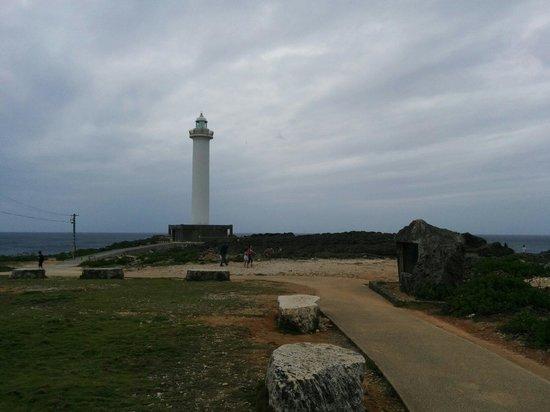 Cape Zanpa: Cape zampa