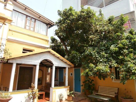 Casa Cottage: The main cottage