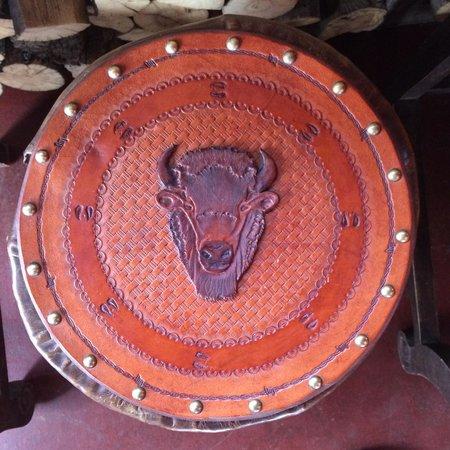 Zion Mountain Ranch: The Buffalo Grill