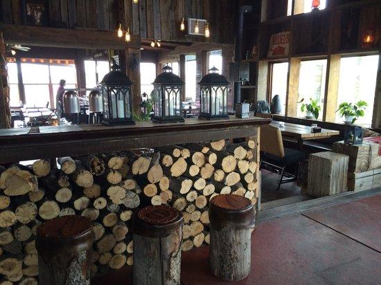 Zion Mountain Ranch : The Buffalo Grill