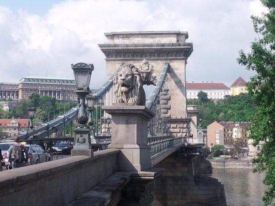 Fraser Residence Budapest: Kettenbrücke