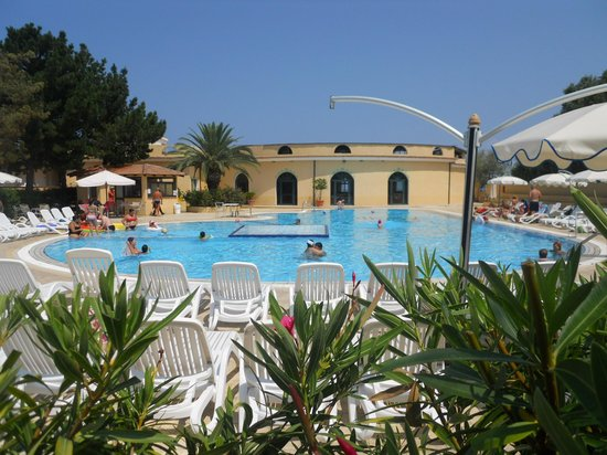Villaggio Club Green Garden: piscina