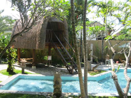 Mutiara Bali Boutique Resort & Villas : swimming pool