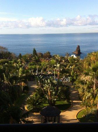 Porto Mare Hotel (Porto Bay): unser zimmerblick
