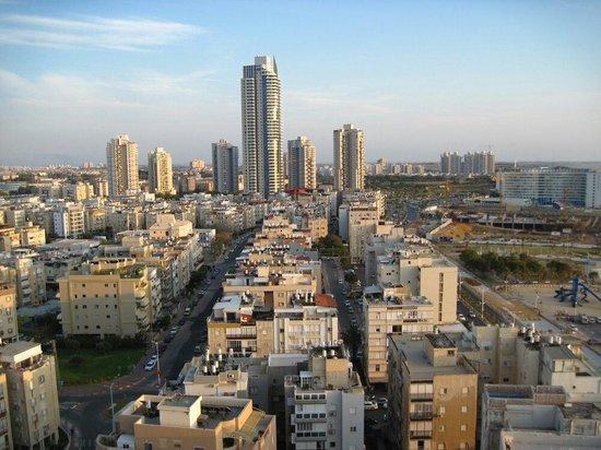 Leonardo Suite Tel-Aviv Bat-Yam : Вид на юг.