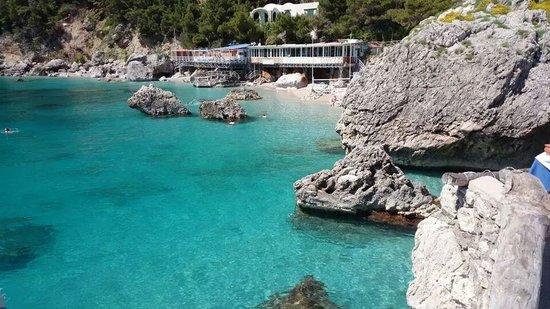 Capri -Marina piccola