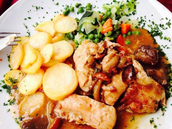 Restaurant Dame Tartine : Lapin