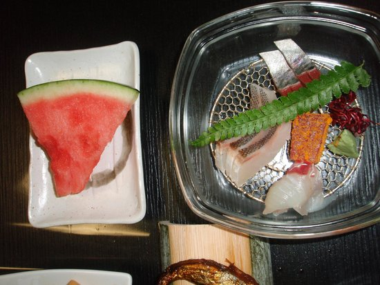 Tashiro Annex: 夕食③