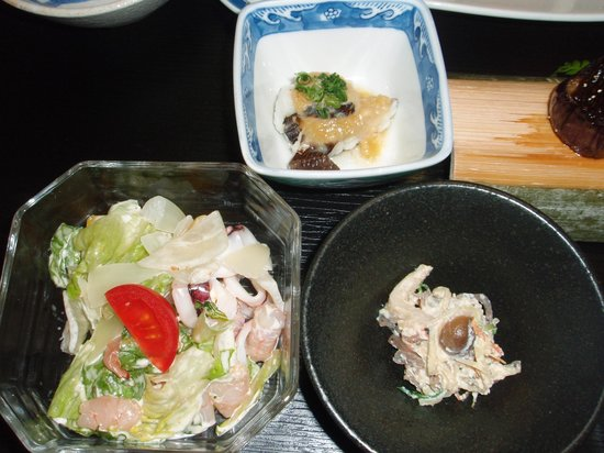 Tashiro Annex: 夕食④