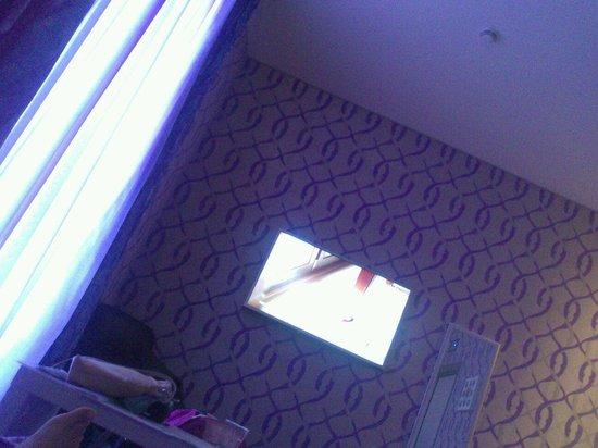 Hotel Relais dei Papi: Tv camera