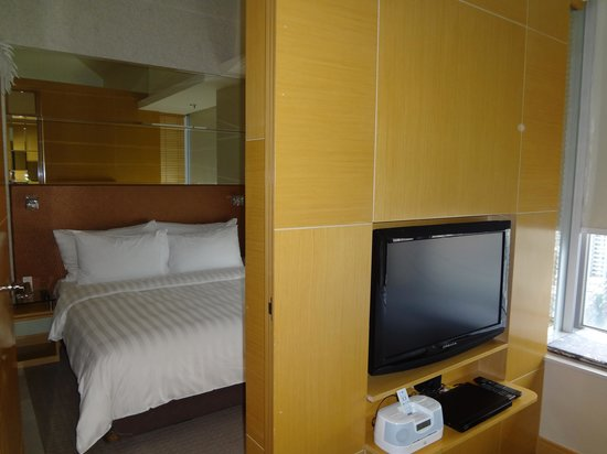Dorsett Mongkok Hong Kong: Rooms are neat and clean