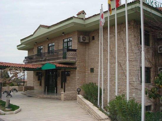 Pamuksu Boutique Hotel : The Hotel
