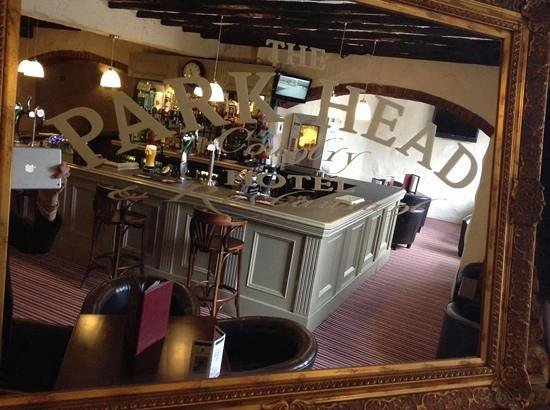 Park Head Country Hotel and Restaurant: The Bar