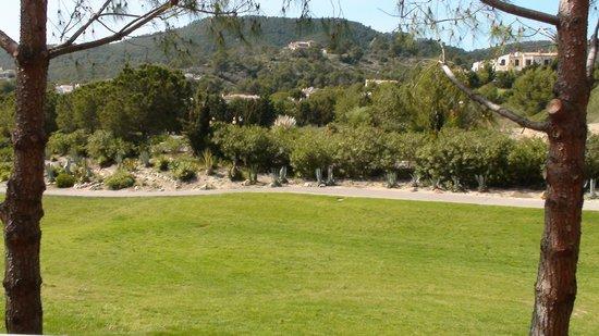 Steigenberger Golf & Spa Resort Camp de Mar: Blick aus Zimmer 440