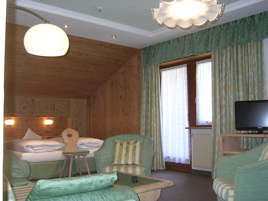 Garni Royal Hotel: Tyroler Suite