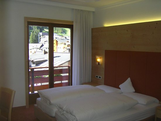 Garni Royal Hotel: Standard room