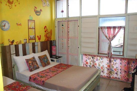 Phranakorn-Nornlen Hotel: Süße Zimmer