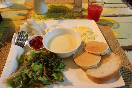 Phranakorn-Nornlen Hotel: Das leckere Frühstück!