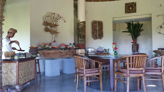 Surya Shanti Villa : Frühstück :)