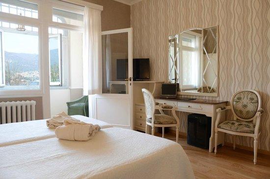 Metropole Suisse Hotel: New Suite room