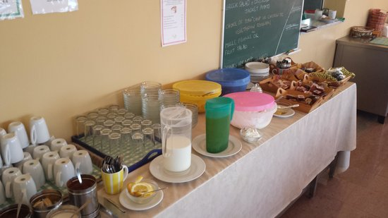 Pantheon Apartments: Pantheon Inclusive Breakfast