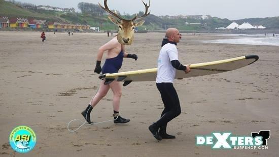 Dexters Surf Shop: Stag Party 26/04/2014