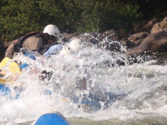Borderlands: Rafting