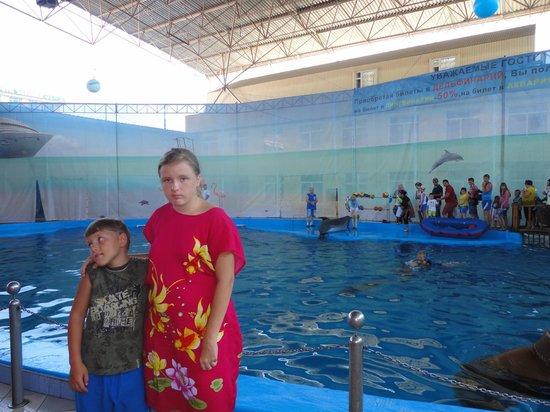 Лазаревское, Россия: детям очень понравилось