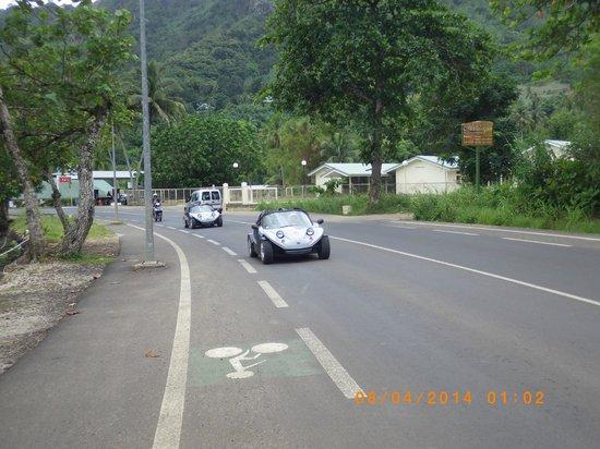 Moorea Fun Roadster : La liberté en roadster