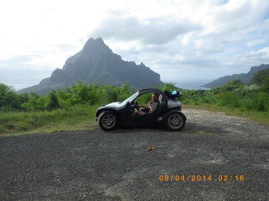 Moorea Fun Roadster : L'évasion en roadster