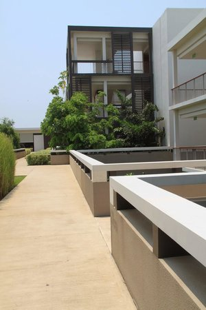 Hyatt Regency Danang Resort & Spa: Our two vilas