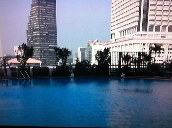Centre Point Hotel Silom: Pool プール!