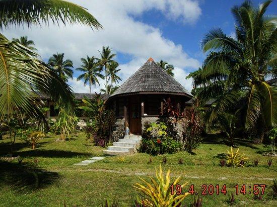 Heilala Holiday Lodge : tongan fales